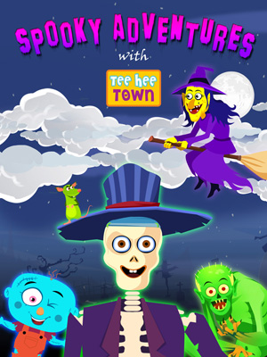 Spooky Adventures With Teehee Town