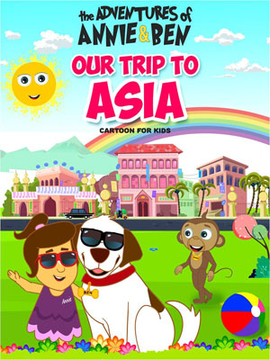 Our Trip To Asia