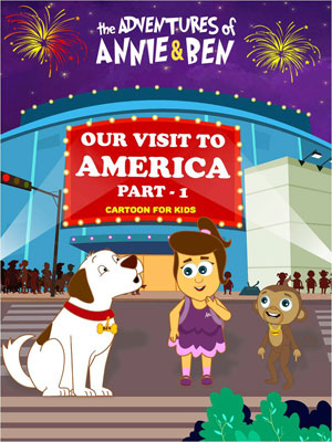 Our Visit To America - Part 1
