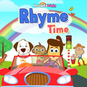 Hooplakidz Rhyme Time